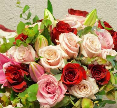 Vázané kytice