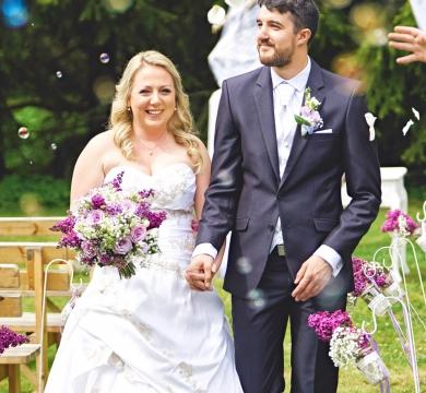 Svatba v údolí